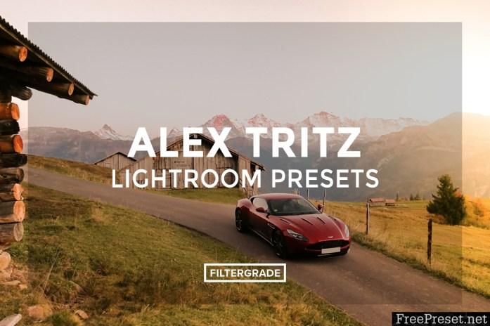 Alex Tritz Lightroom Presets