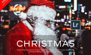 Christmas - Lightroom Presets 2137550