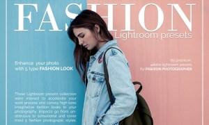 Fashion Lightroom Presets 1812115