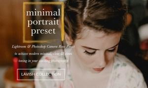 JAYDE & UMBER Photography - Minimal Portrait & Stills LR & ACR Presets