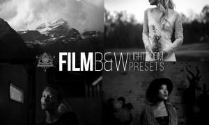 Lightroom Presets - Film B&W 1543914
