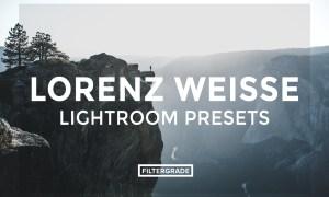 Lorenz Weisse Lightroom Presets