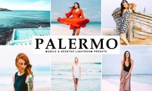 Palermo Lightroom Presets Pack 3978837