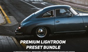 Premium Lightroom preset bundle 2007796