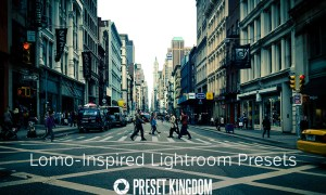 Preset Kingdom - Lomo-Inspired Lightroom Presets