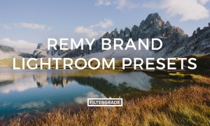 Remy Brand Lightroom Presets