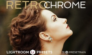 Retrochrome Lightroom Preset Pack 925753