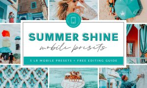 Summer Lightroom Mobile Presets 3890116