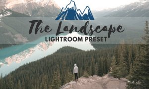 The Landscape Lightroom Preset 1938360