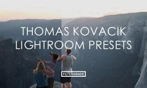 Thomas Kovacik Lightroom Presets