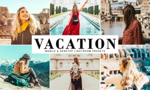 Vacation Mobile & Desktop Lightroom Presets 3983370