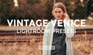 Vintage Venice Lightroom Presets