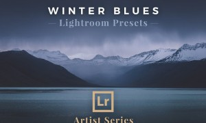 Winter Blues - Lightroom Presets 2140785