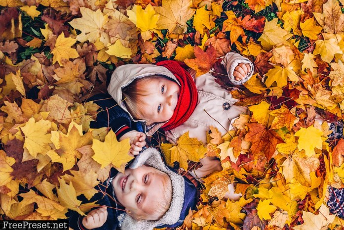 32 Autumn Lightroom Presets 977615