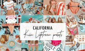 7 CALIFORNIA LIGHTROOM PRESETS 3967104