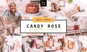 Candy Rose Lightroom Presets Bundle 3916264