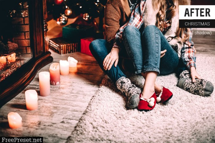 Christmas Holiday Lightroom Presets 1011771