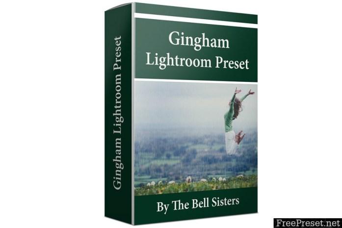Gingham Lightroom Preset 1039112