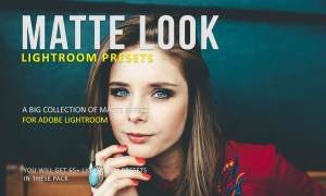 Matte Look Lightroom Presets 1112397