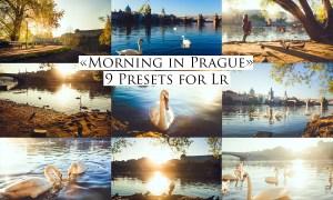 Morning in Prague- 9 presets for Lr 698405