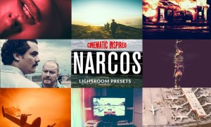 NARCOS - Cinematic Lightroom Presets 1061552