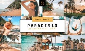 Paradisio 8 Lightroom Presets Bundle 3978938