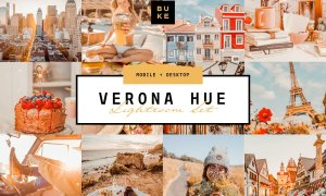 Verona Hue Lightroom Preset Bundle 3917009