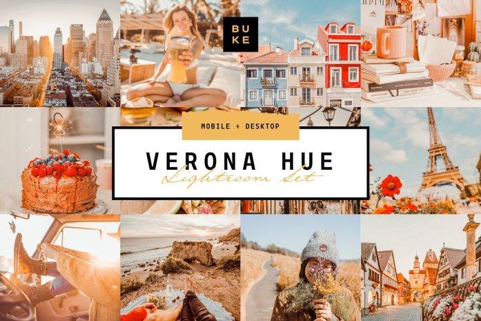 Verona Hue Lightroom Preset Bundle 3917009