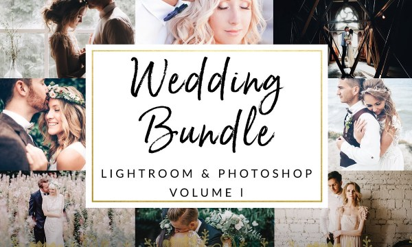 Wedding Bundle 75 Items LR and PS 1329513