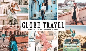 Globe Travel Lightroom Presets 4080082