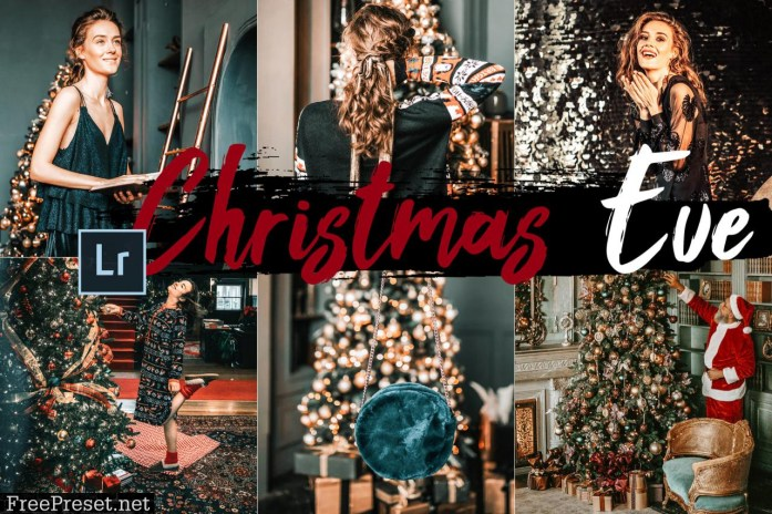5 Christmas Eve Desktop Lightroom Preset 2239051