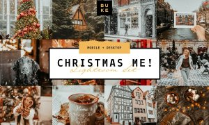8 Christmas Me! Lightroom Bundle 4375303