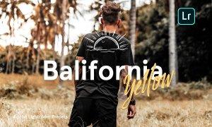 Balifornia Presets - Yellow 4338145