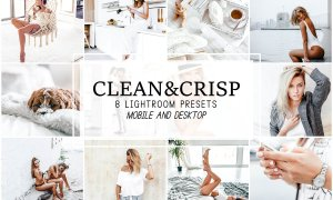 Clean and Crisp Lightroom Presets 4324570