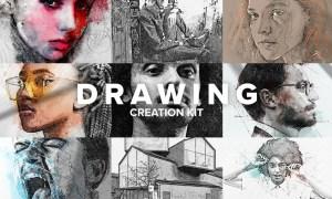 Drawing Creation Kit 4403684