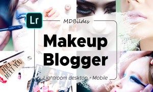 5 Lightroom Presets, MAKEUP BLOGGER 4333496