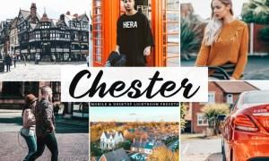 Chester Mobile & Desktop Lightroom Presets