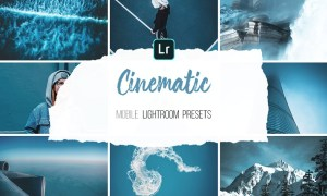 Mobile Lightroom Presets - Cinematic 4316441