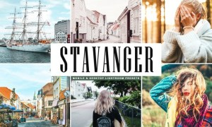 Stavanger Mobile & Desktop Lightroom Presets