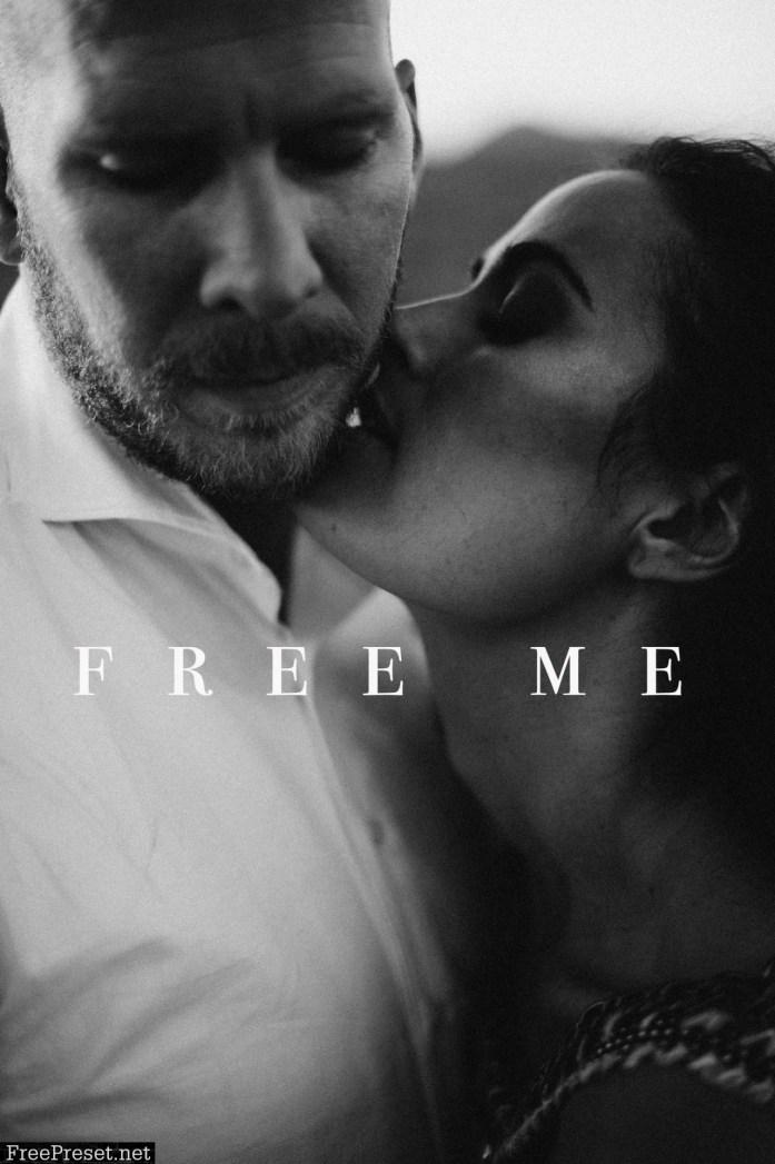 The Blissful Maven - Free Me Presets