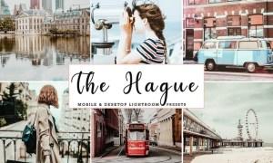The Hague Mobile & Desktop Lightroom Presets