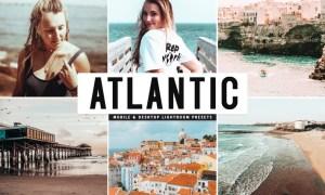 Atlantic Mobile & Desktop Lightroom Presets