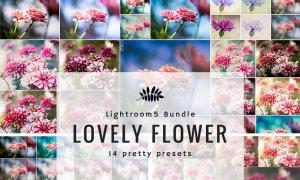 Pretty Flower Preset Bundle 216101