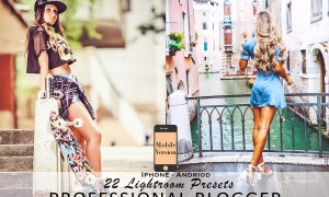 Professional blogger mobil Lightroom 4532508
