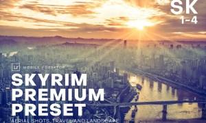 Skyrim High Quality Lightroom Preset 4552498