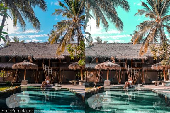 6 Desktop Lightroom Presets and ACR Bali