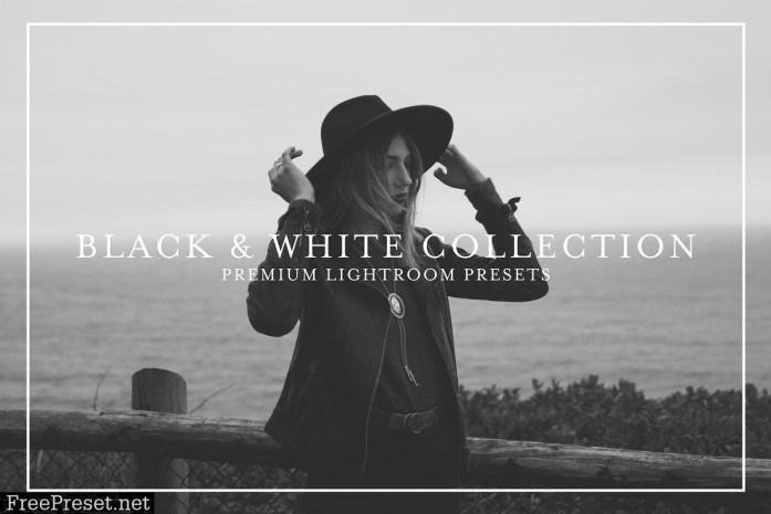 Black & White Lightroom Presets 4475250