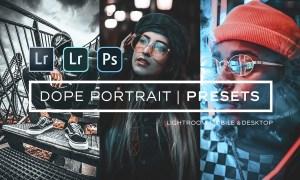 Dope Portrait Lightroom Presets 4690976