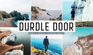 Durdle Door Lightroom Presets Pack 4659779
