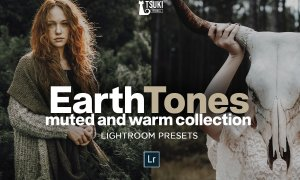 EARTH TONES Lightroom Presets 4628464